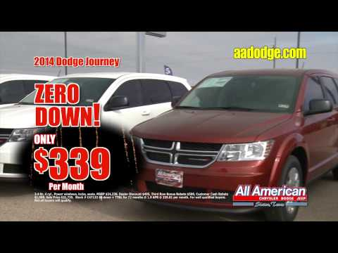 All American Chrysler Dodge Jeep Ram - Red, White and Blue Savings