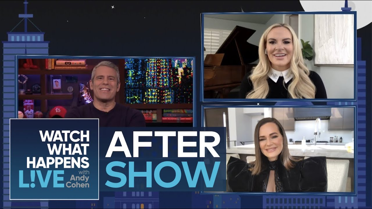 After Show: Does Meredith Marks Think Mary Cosby is Being Petty? | WWHL