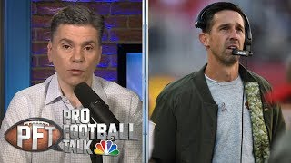 Would San Francisco 49ers replace Garoppolo with Kirk Cousins? | Pro Football Talk | NBC Sports