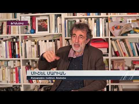 Репортаж о погромах армян в Баку в 1990 году|Report On The Armenian Pogroms Of Baku In 1990