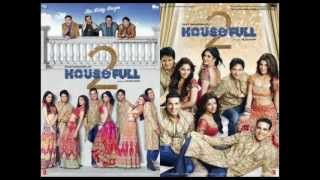 Housefull 2 all songs in one playist