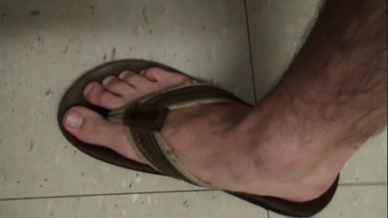 b0d082d7fc24a9 Abercrombie   Fitch Leather Flip-Flops (HD) - YouTube
