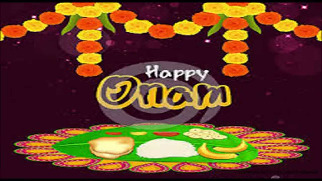 Happy Onam 2016 Greetings Sms Whatsapp Video Message Best