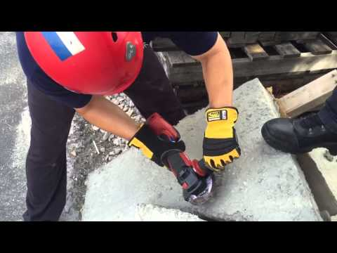 BGFD Structural Collapse Rescue Tools