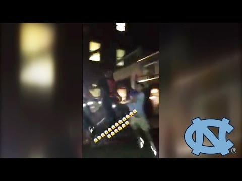 UNC Basketball: Seventh Woods Dunks On UNC Student