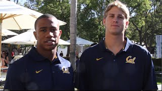 Cal Football: Pac 12 Media Day