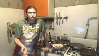 Диктатура на кухне. Готовим спагетти болоньезе.
