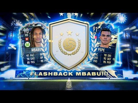 LIGA NOS TOTS, 91+ PRIME ICON SBC & FLASHBACK MBABU! - FIFA 21 Ultimate Team
