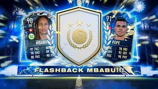 LIGA NOS TOTS, 91+ PRIME ICON SBC & FLASHBACK MBABU! - FIFA 21 Ultimate Team