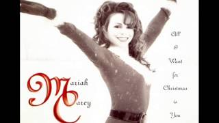 Mariah Carey - All I Want for Christmas Is You ( HQ Instrumental)