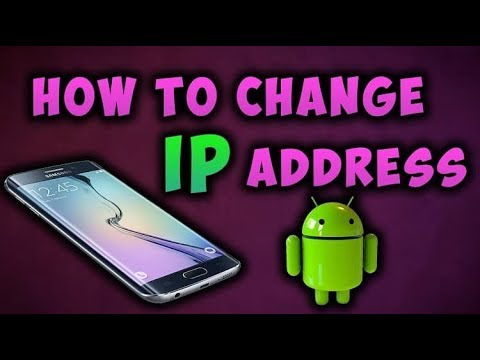 How To Change Your Android IP Address Permanently In USA By The Trick God USA