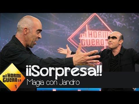 El homenaje de Jandro a Luis Tosar   El Hormiguero 3.0