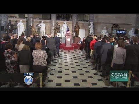 Vice President Biden, Congress honor memory of Mark Takai
