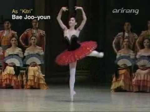 Don Quixote Andrey Bolotin & Joo Yoon Bae Grand PDD