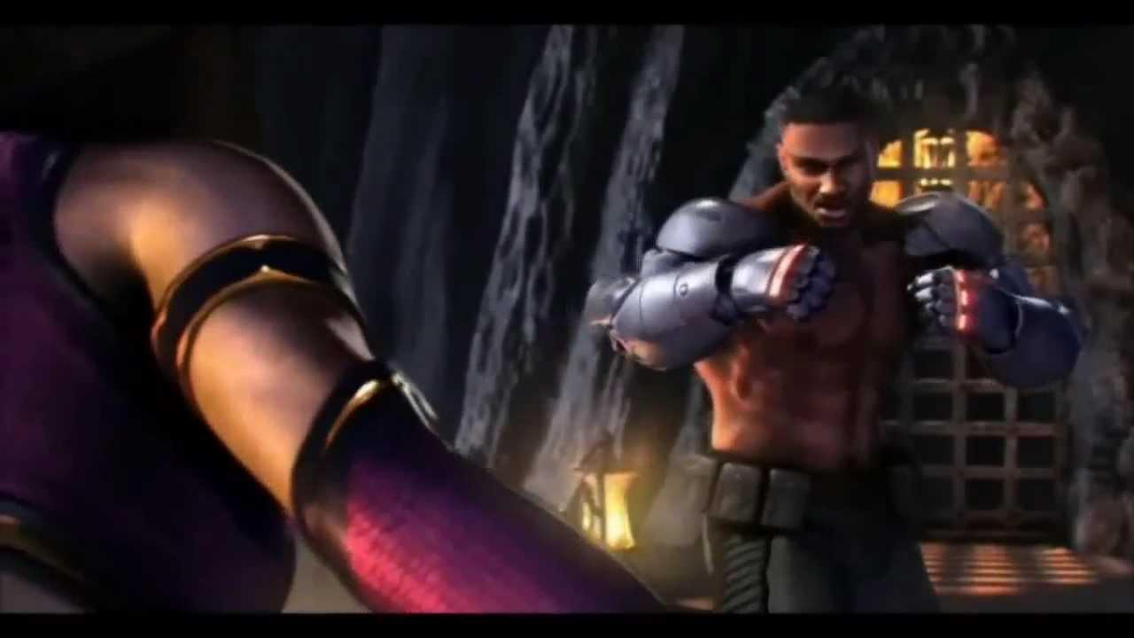 mortal kombat 10 dante story trailer hd official
