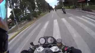 Ducatisti.gr to Lavrio