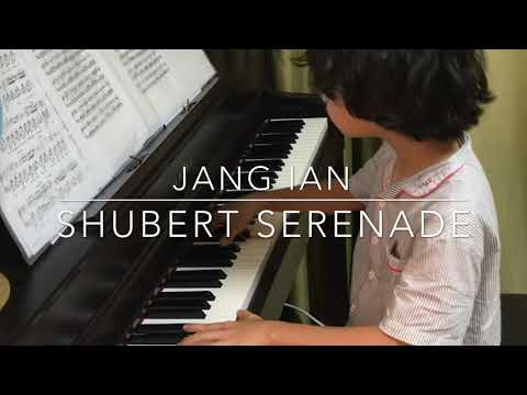 슈베르트 세레나데 / 장이안  Shubert Serenade / Jang Ian (9 Years Old)