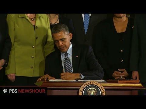 Obama signs bipartisan farm bill