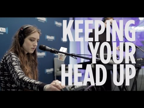 """Birdy """"Keeping Your Head Up""""  Live @ SiriusXM // The Pulse"""