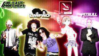 Like a Level6 (Only My Party Rock Service) - fripSide vs. LMFAO vs. Pitbull vs. Far East Movement