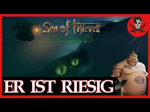Sea of Thieves NEWS: The Hungering Deep INHALTE / Mehr Anpassungen / Neues Monster wird RIESIG!