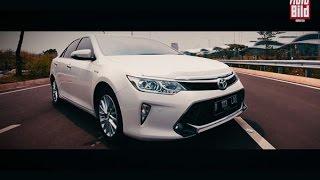 Review Lengkap Toyota Camry Hybrid di Indonesia (Bagian 2 dari 2)