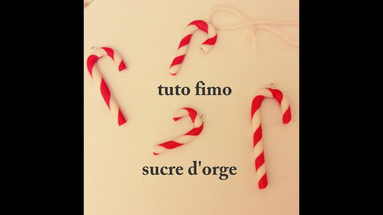 Noël Tuto Fimo Sucre D Orge