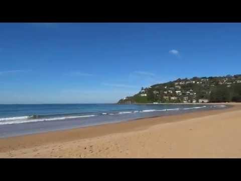 Palm Beach ocean sound and view(Australia)