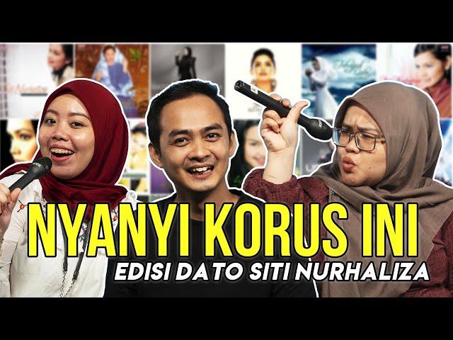 [NYANYI KORUS INI] Edisi Lagu 'Lejen' Dato' Siti Nurhaliza!