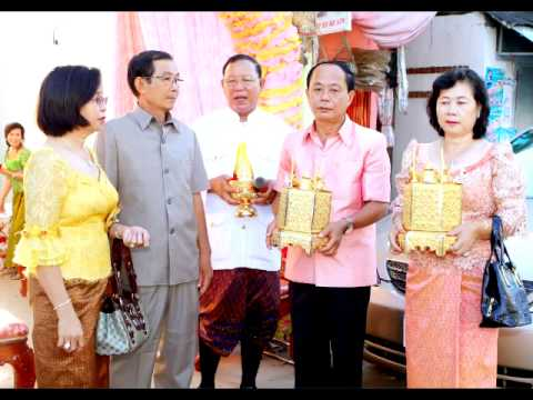 khmer wedding ceremonykhmer wedding invitation cambodia YouTube