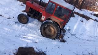 Tractor 650 forță Vs Man