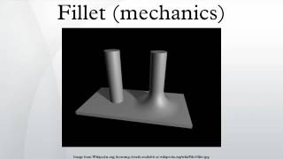 Fillet (mechanics)