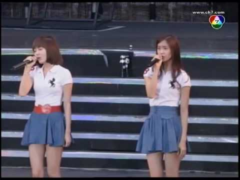 SNSD - SM TOWN 2008 Live in Bangkok - Complete