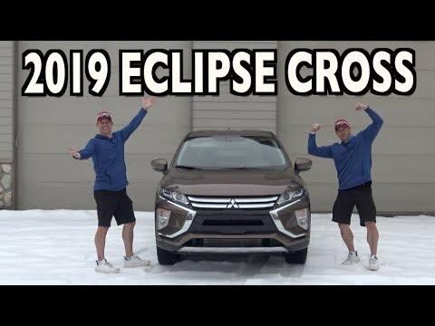 Twin Car Review: 2019 Mitsubishi Eclipse Cross on Everyman Driver