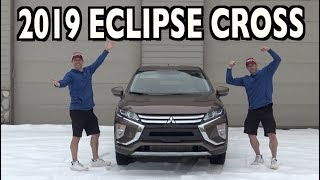 Twin Car Review: 2019 Mitsubishi Eclipse Cross on Everyman Driver
