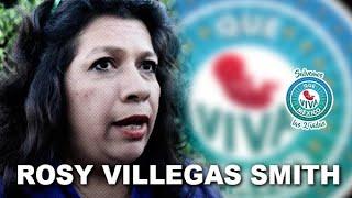 Rosy Villegas y Que viva México