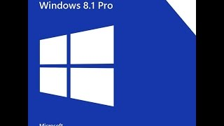How to Install Windows 8.1 Pro Only Format C Drive