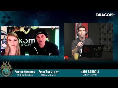 Dragon+: Tales from Candlekeep, Dragon+ Editor-in-Chief Matt Chapman, 2/20/18