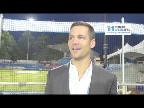 Josh Simpson interview - partner in proposed Victoria professional soccer franchise