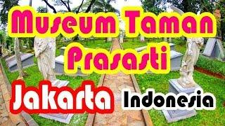 Wisata Indonesia: Museum Taman Prasasti. Jakarta - Indonesia. 013