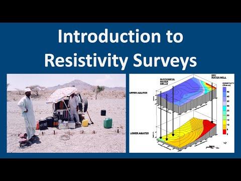 Hydrogeology 101: Introduction to Resistivity Surveys