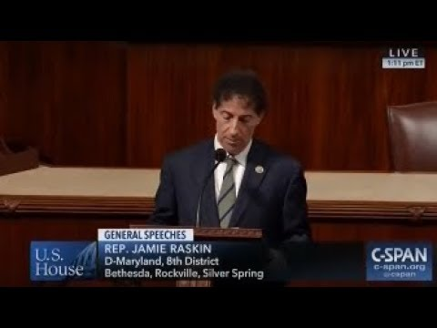 Rep. Raskin Defends Special Counsel Investigation into Russia