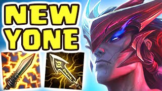 RIOT RELEASED A MONSTER!! NEW SPIRIT BLOSSOM YONE JUNGLE SPOTLIGHT | THIS WILL 100% BE NERFED