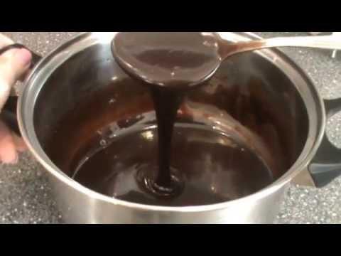 Шоколадная глазурь