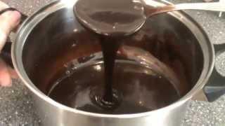 видео Учимся готовить шоколадный мусс по шагам!