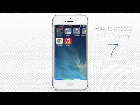 How To Access FTP Server On IPhone And IPad