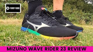 Mizuno Wave Rider 23 Review