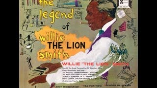 """Willie """"The Lion"""" Smith - Maple Leaf Rag - #3 of 10"""