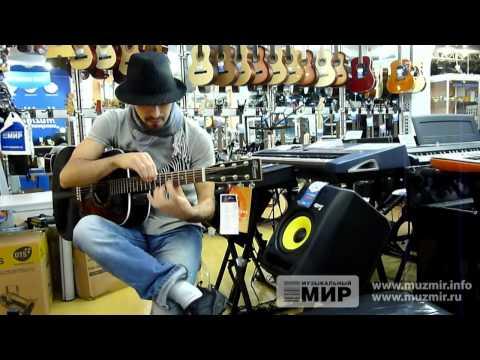 Акустическая гитара DreadnoughtNorman 27477 B20 HG Black