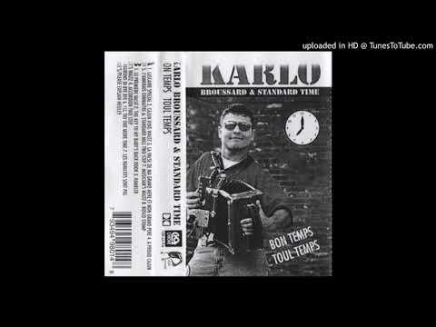 Karlo Broussard & Standard Time – Bon Temps Toul Temps (Cajun Accordion, Full Album, 1998)